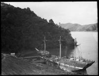 Ship Edwin Fox at Picton