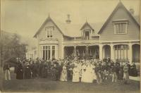 Renwick Phillis Wedding at Newstead 6 4 1887