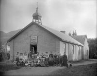 Matthew Campbell Sunday School 1896